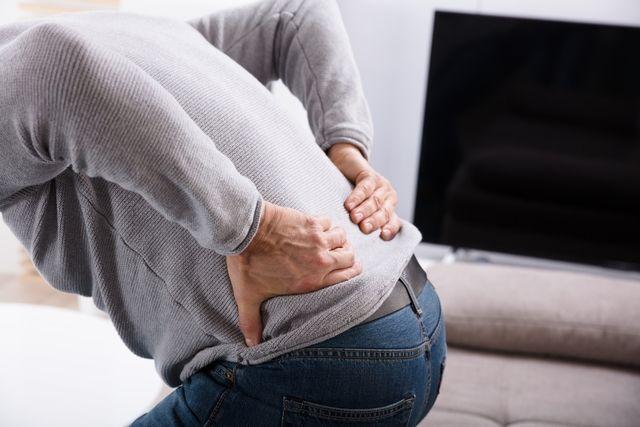 Las cinco lesiones más comunes de los discos intervertebrales
