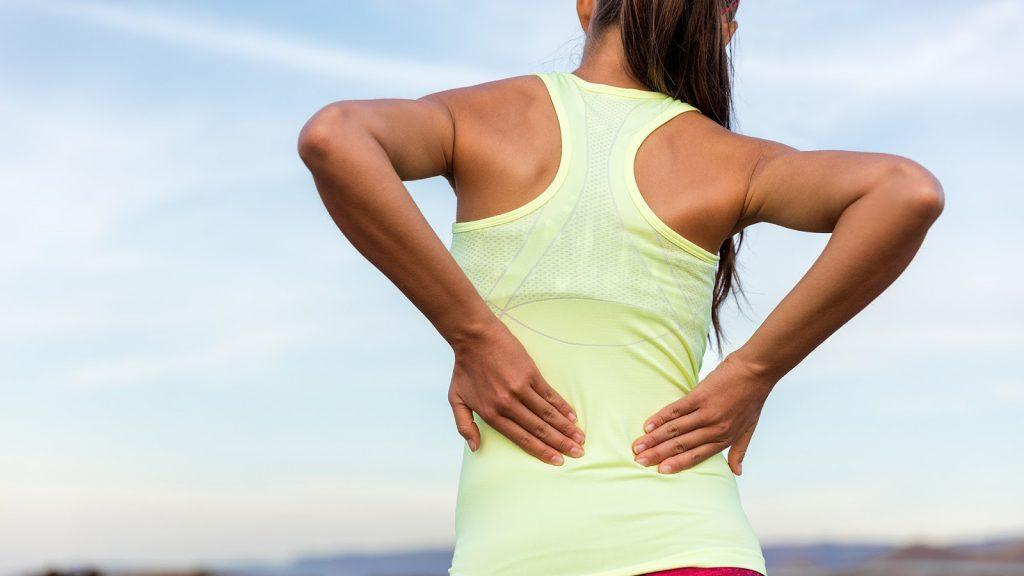 Hay dolores de espalda que no son producto de una patología de la columna