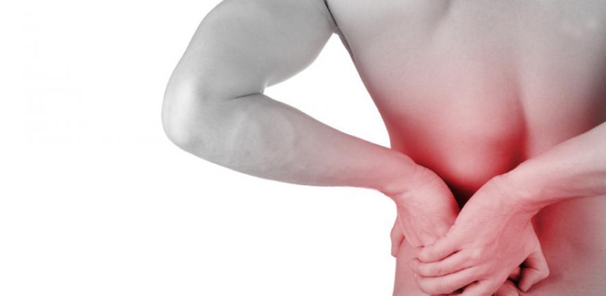El dolor en la espalda y limitación del movimiento son las dos primeras señales de alerta