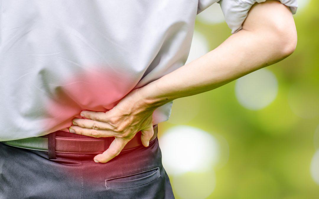 Lesiones de espalda: Qué es la protusión discal