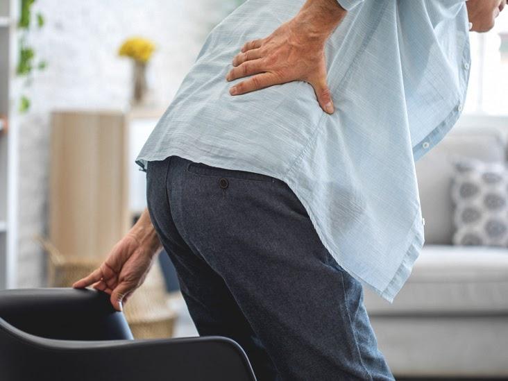 La lumbalgia es una de las molestias más comunes entre la población.