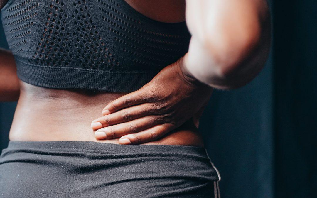 Lesiones de espalda: ¿Cuáles son las más comunes?