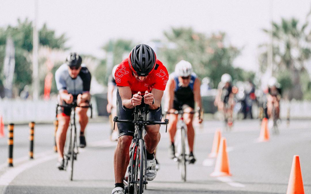 la bici y los riesgos para la espalda